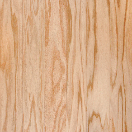 "3/8"" x 4 1/4"" Red Oak Natural (Click Lock)"
