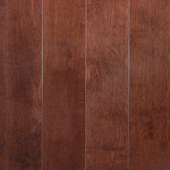 "3/8"" x 4 1/4\"" Birch Sorrel (Click Lock)"