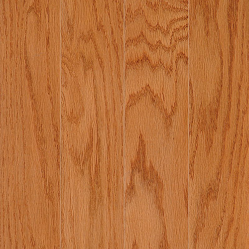 "3/8"" x 4 3/4"" Red Oak Colonial (Click Lock)"