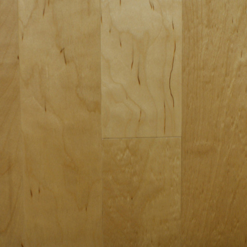"3/8"" x 4 1/4"" Birch Natural (Click Lock)"