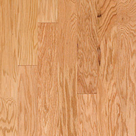 "3/8"" x 3 3/4"" Red Oak Natural (Click Lock)"