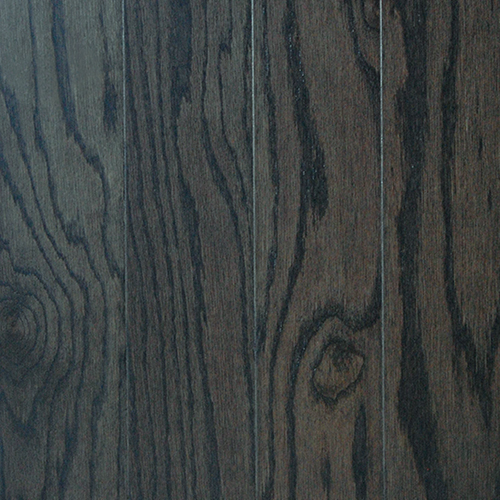 "3/8"" x 4 1/4"" Red Oak Grey (Click Lock)"