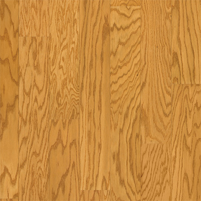 "3/8"" x 3"" Engineered Red Oak Wheat"