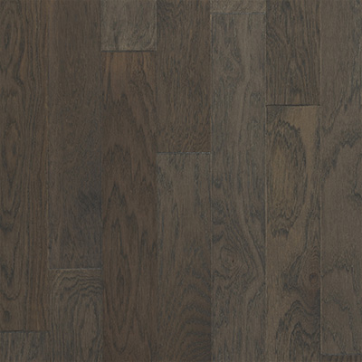 "3/8"" x 5"" Engineered Hickory Grey Moss"