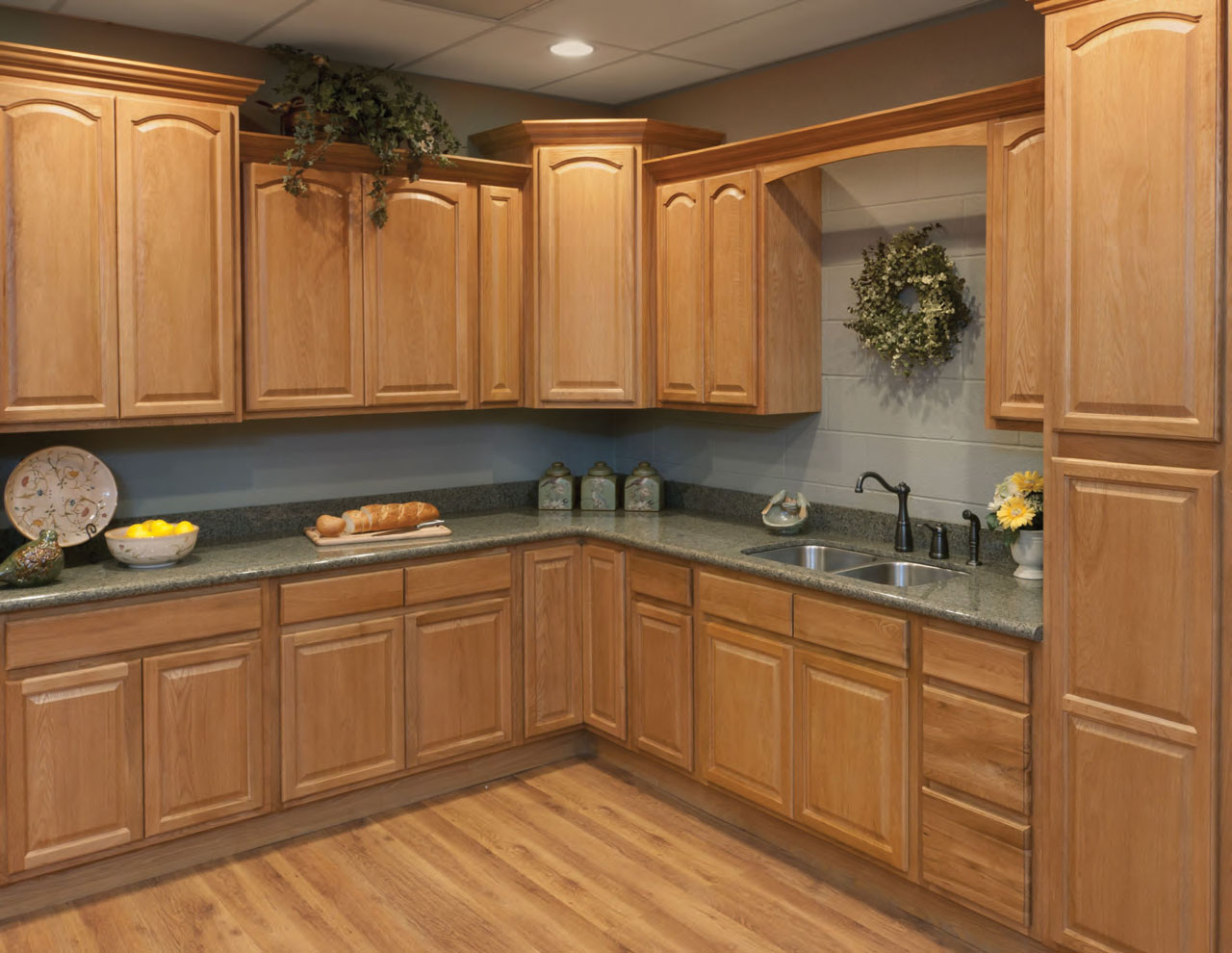 Oak Cathedral Kitchen Cabinets Legacyoak 0 00 Please Contact Us For Your Free Layout And Quote 910 763 4884 Or Email At Info Homeonwers
